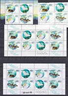 2019 Ecology-Fauna-Birds ( Via Pontica ) 4v.+S/S+S/M-MNH+S/M -missing Value( Limited Edition) Bulgaria/Bulgarie - Bulgaria