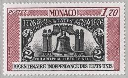 MONACO 1976 -  N° 1055 - NEUF** - Monaco