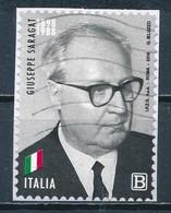 °°° ITALIA 2018 - GIUSEPPE SARAGAT °°° - 6. 1946-.. Repubblica