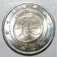 CHYPRE - 2 EURO 2009 - EMU - SUPERBE A FLEUR DE COIN - - Chypre