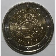 CHYPRE - 2 EURO 2012 - 10 ANS DE L'EURO - SUPERBE A FLEUR DE COIN - - Cyprus