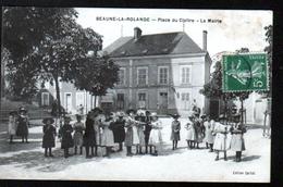 45, Beaune La Rolande, Place Du Cloitre, La Mairie - Beaune-la-Rolande