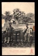 C1275 CAMBODGE INDOCHINE FRANÇAIS - PHNOM PENH - PRINCE ET PRINCESSE CAMBODGIENS - Cambogia