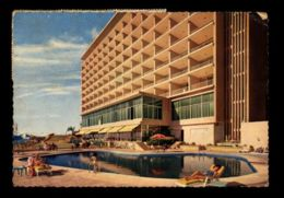C1303 LIBAN LEBANON - BEIRUT BEYROUTH - HOTEL CARLTON AND SWIMMING POOL AVEC PISCINE - Libano