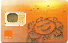 @+ Carte GSM - Orange - Grande Bretagne - Ref: GB-ORA-GSM-0005a - Royaume-Uni