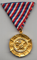 YUGOSLAVIA - 30 YEARS OF VICTORY AGAINST FASCIST - Medals