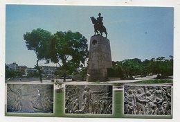 HAITI - AK 351022 Statue Of King Henry Christophe - Builder Of The Citadelle Laferrière - Haiti