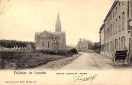 Louvain (environs De ) - Héverlé - Eglise St Lambert - Leuven