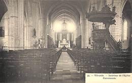 Vilvorde Vilvoorde - Intérieur De L'Eglise Parroissiale (sic) (Photo H Bertels 1913) - Vilvoorde