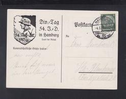Dt. Reich PK 54. Inf. Div. 1939 Hamburg - Weltkrieg 1939-45