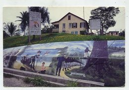 BELIZE - AK 351040 Cayo District - A Mural By San Ignacio's Court House - Belice