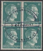~~~ Deutsches Reich 1941 - Marine Luftschiff Abteilung - Mi. 790 (o) Sonderstempel   ~~~ - Germania