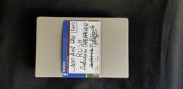 Cassette Pro Bleu Sony BCT 30G 222m/728 Ft Bande De Télédiffusion BELLEGARDE 23 CREUSE 100 ANS D Adrienne RUSH CHEVALIER - Beta-Tapes