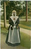 Fryslân 1906; Fryske Klaeijing (Klederdracht, Costumes) - Gelopen. (F.T. Huisinga - Leeuwarden, Fabrieksmerk Tulp) - Netherlands