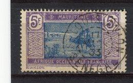 MAURITANIE - Y&T N° 33° - Oblitérés