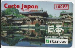 Japon - Startec  2005 - 100FF - Japon