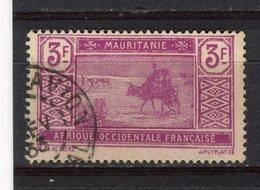 MAURITANIE - Y&T N° 61° - Oblitérés