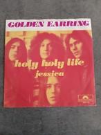 Disque De Golden Earring - Holy Holy Life - Polydor 2001 135 - 1971 - - Rock