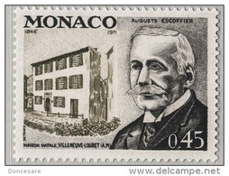 MONACO 1973 - N° 911 - NEUF** - Monaco