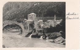 AK Mostar Мостар Brücke мост Most Džamija џамија Moschee Bosnien Herzegowina Bosna Bosnie Bosnia Hercegovina Herzegovine - Bosnien-Herzegowina