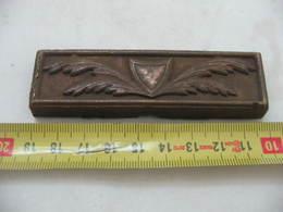 Pieces Pour Ancien Glaive Type Ecole De Mars , XIX Etat Brut - Knives/Swords