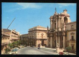 CPM Neuve Italie SIRACUSA Piazza Duomo E Il Duomo - Siracusa