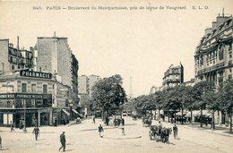 75  PARIS  15e AR   BD MONTPARNASSE - Arrondissement: 15