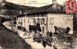 0[15] Cantal / CARLAT / DILIGENCE / DANS L'ETAT - France