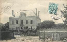 CPA 33 Gironde St Saint Laurent Médoc Chateau Corconac Attelage Calèche Cheval - Other Municipalities