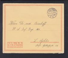 Dt. Reich Bade-und Brunnendirektion Brief 1914 Bad Ems - Germany