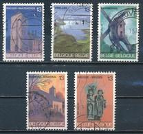 °°° BELGIO - Y&T N°2254/58 - 1987 °°° - Belgio