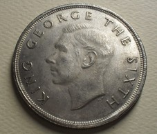 1949 - Nouvelle Zélande - New Zealand - CROWN, GEORGE VI, Not Silver, (reprod) - Nouvelle-Zélande