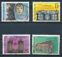 °°° BELGIO - Y&T N°2298/301 - 1988 °°° - Belgio