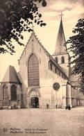 Malines - Mechelen - St Kathelijnekerk (animatie, Edit. Godenne) - Malines