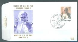BELGIUM - 30.3.1985 - FDC - JEAN PAUL II -  RODAN 748 BRUGGE - COB 2166 -  Lot 19590 - FDC