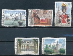 °°° BELGIO - Y&T N°2377/81 - 1990 °°° - Belgio