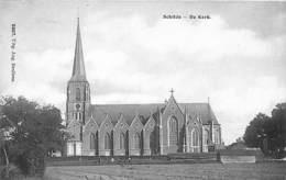Schilde - De Kerk (Uitg. Aug. Beullens, Animatie 1912) - Schilde
