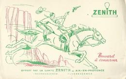 Lampe à Incandescence Zénith. - Aix-en-Provence. - Blotters