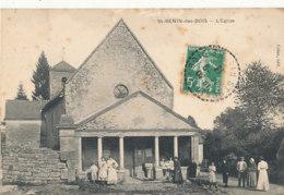 58 // SAINT BENIN DES BOIS  L'église ** - Frankreich