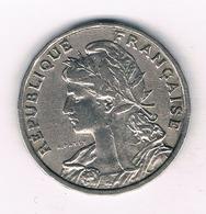 25 CENTIMES 1904 FRANKRIJK /4462/ - F. 25 Centimes