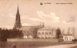 La Hulpe - Eglise D'Argenteuil Et Couvent (Edit. Vve G. Batardy, 1911) - La Hulpe