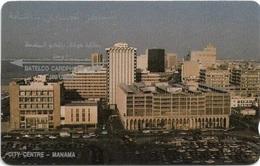 BAHRAIN MANAMA 1988 2BAHR SERIAL AT TOP USED - Bahrain