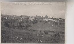 LIRONCOURT   VALLEE DE LA SAONE ET VUE GENERALE - France