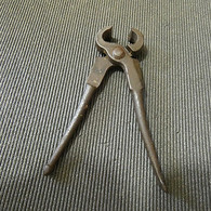 Old Tool In Iron - Outils