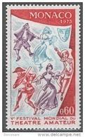 MONACO 1973 - N° 927 - NEUF** - Neufs
