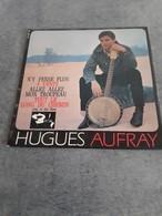 Disque De Hugues Aufray - Tout Le Long Du Chemin - Barclay 70618 - 1964 - - Country & Folk