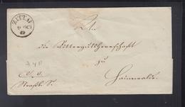 Falthülle Zittau 1849 - Duitsland
