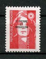 SPM MIQUELON 1993  N° 578 ** Neuf  MNH Superbe C 1.60 € Marianne Du Bicentenaire - St.Pierre Et Miquelon