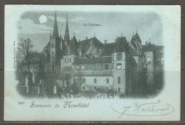 Carte P ( Suisse / Neuchâtel / Le Château ) - NE Neuchâtel