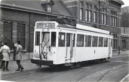 Bruxelles - Tram Z Barré - Place Rouppe - La Roue - Transporte Público